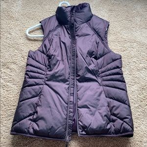 Champion Jackets & Coats - Champion purple vest!!!💜💜